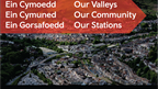 Transoirt for Wales: Our Valleys: our Communities: Our Stations