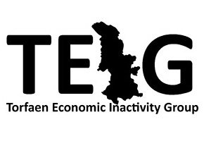 Torfaen Economic Inactivity Group -Logo