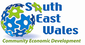 South East Wales Community Economic Development Logo