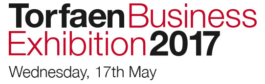 Torfaen Business Voice Exhibition 2017 Logo