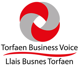 Torfaen Business Voice Logo