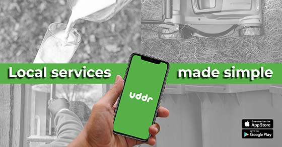 uddr - Local services made simple